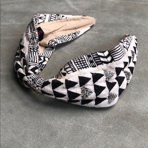 Namrata joshpura boho headband from UO